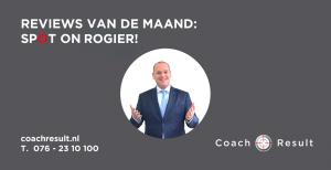 Spot on Rogier!