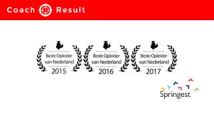 Verkiezing tot De Beste Opleider van Nederland 2018