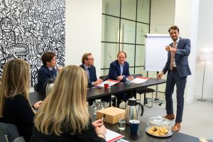 Presentatievaardigheden voor leidinggevenden